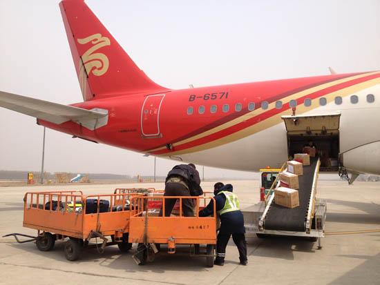 3架救灾航班从沈阳飞往雅安震区--辽宁频道--人民网