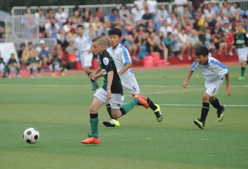 """和平杯""""国际友城青少年足球邀请赛,8月2日16点30分在南昌中学长白岛校"""