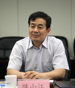 陈小江任监察部副部长 此前担任辽宁纪委书记