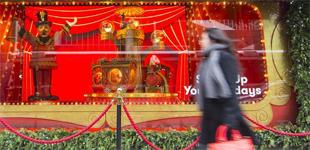 多伦多圣诞橱窗秀