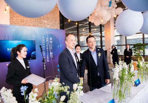 """国内首创开放式海洋主题商业空间""""鲸mall""""游进杭州"""
