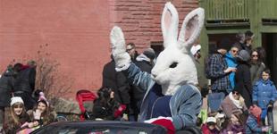多伦多举行复活节游行