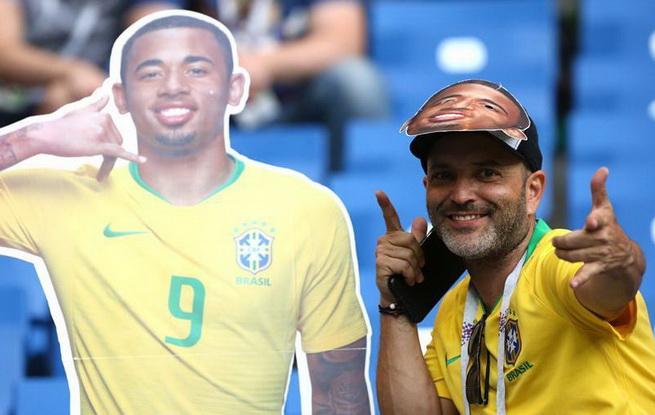 """这些是世界杯上最不可或缺的""""笑脸"""""""