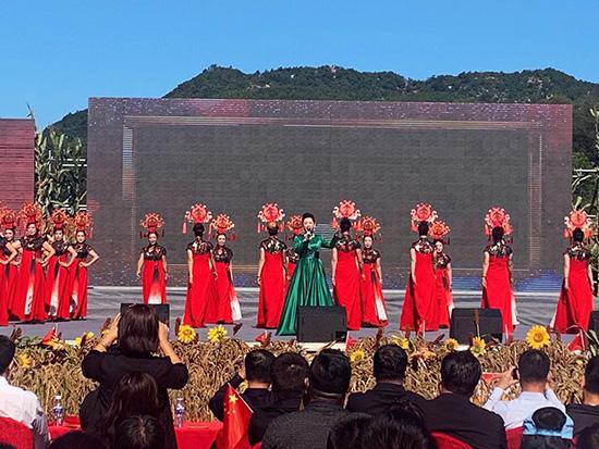 岫岩迎国庆・玉风满韵文艺演出庆祝中华人民共和国成立70周年