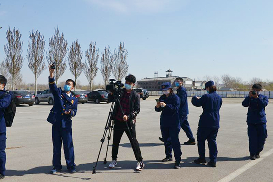 葫芦岛人口_葫芦岛市消防救援支队开展全市宣传人员岗位练兵实操实训拉动演