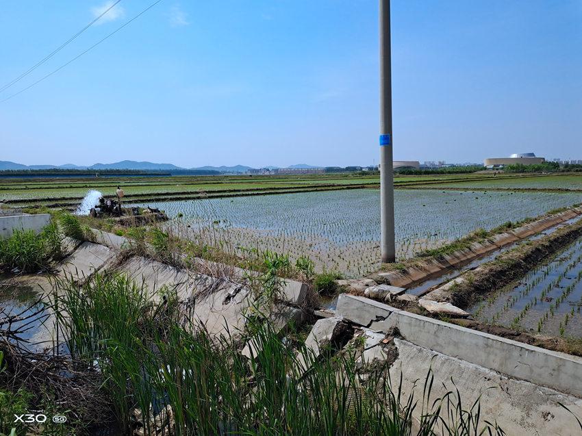 柴河水库实施抗旱应急补水,确保下游灌区农业用水需求。(辽宁省水资源管理集团)